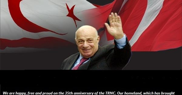 15 November 2018 35th Anniversary Of The TRNC
