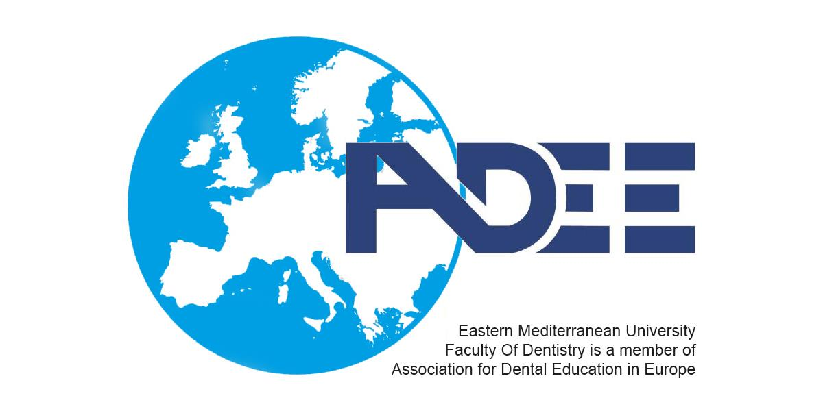 Member of  Association for Dental Education in Europe