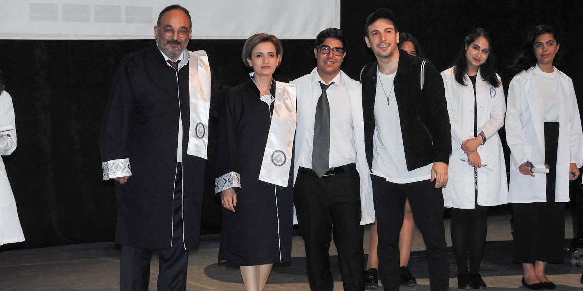 EMU Faculty of Dentistry Holds a Welcoming Ceremony for Prospective Dentists with the Participation of Oğuzhan Koç